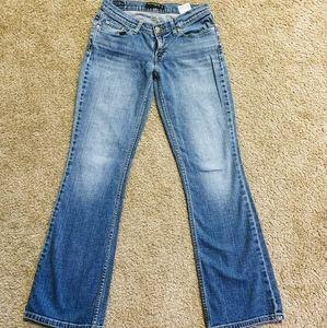 Levis Too Super Low Jeans